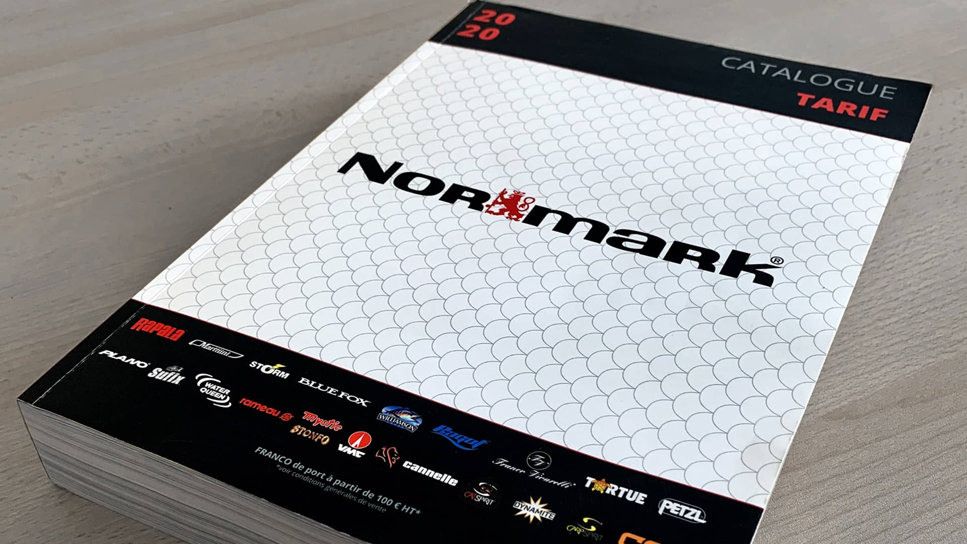 Catalogue Normark par Mosaïq Print